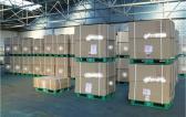 New World Shipping Handle Bridge Construction Shipment