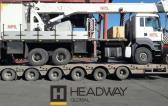 Crane shipped from Erbil to Tunis by new Turkey member: Headway Global