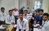 V-Care Conduct Training in International Logistics for Management Students