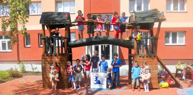 Raising funds for Klokánek House in Prague