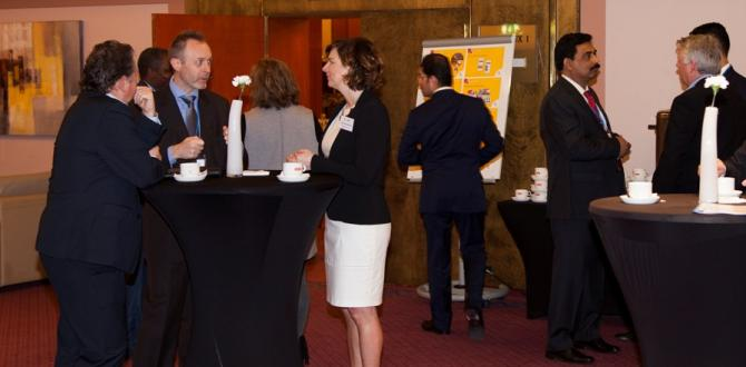 Successful Inaugural Meeting Takes Place in Antwerp