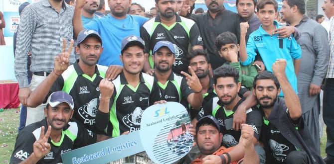 ICM Win the Annual PIFFA Cricket Cup Tournament 2016!