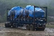 Crown Logistics Handling Difficult Transportation for Hydro Power Project