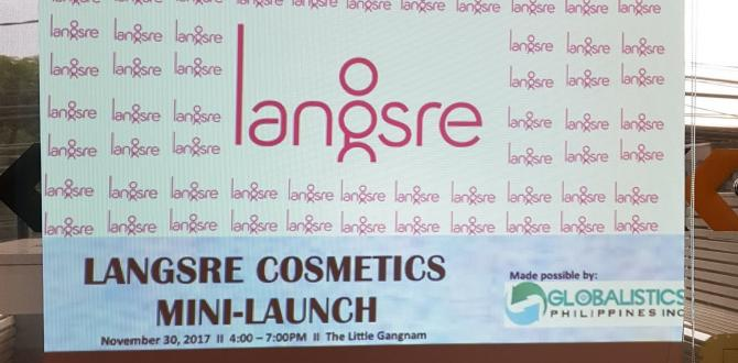 Globalistics Secure Exclusive Langsre Contract in the Philippines