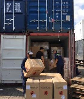 A Team of Professional Experts at Advantage Logistics