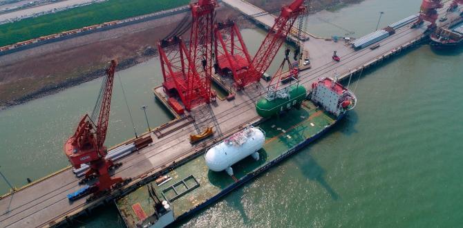 Esprit Logistics Delivers 2 LNG Gas Tanks