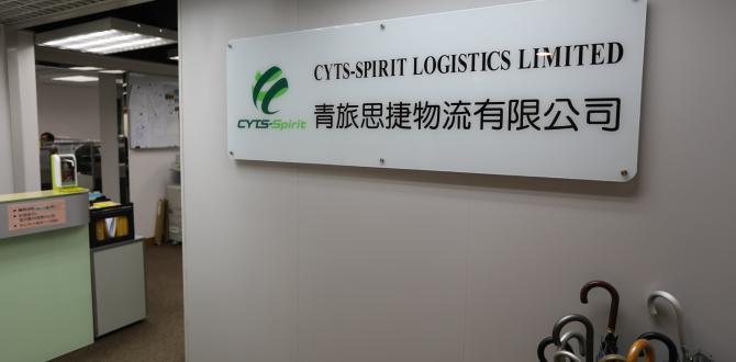 A Unique Operation Model at CYTS-Spirit Logistics