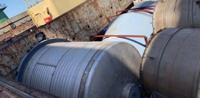 Uni-Home Handle Breakbulk Shipping of Annealing Furnace