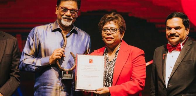 Ms. Puvaneaish of Kagayaku Logistics Receives KLSICCI Award
