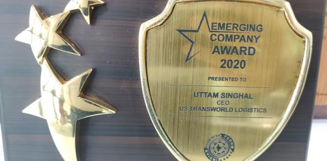 US Transworld Logistics Given 'Emerging Company Award' by Indian Achievers Forum