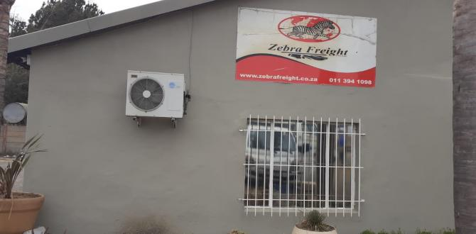 A Warm Welcome to Zebra Freight in South Africa