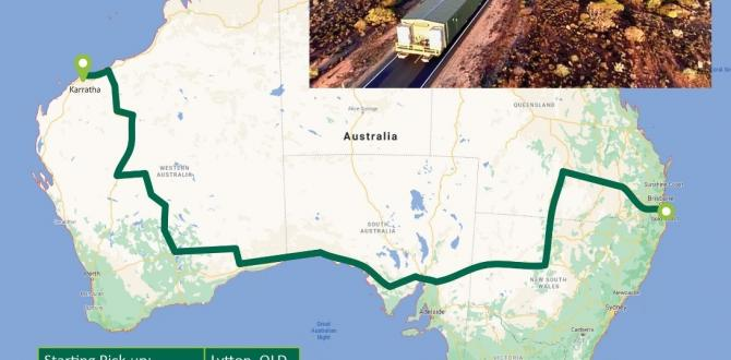 Sadleirs with Oversized Transport from East to West Coast of Australia