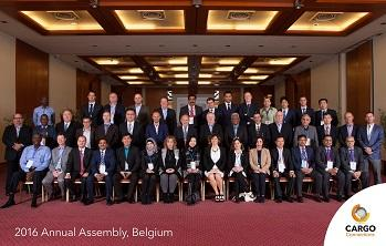2016 Annual Assembly, Belgium