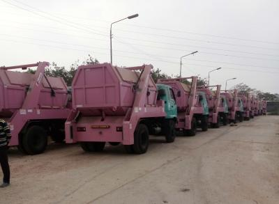 ZOOM Logistics Deliver 57 Trucks for Government Project