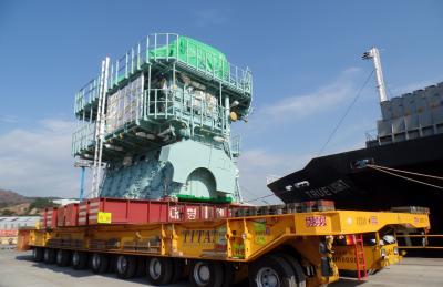 Esprit Provide Total Logistics Solutions in South Korea
