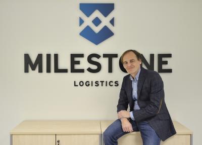 Milestone Logistics Present their New-Look Website