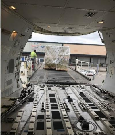 Lift Freight Services Go the Extra Mile!