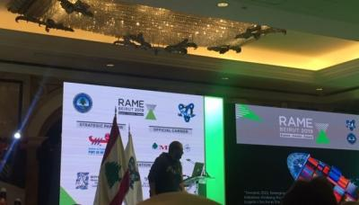 TransMed Logistics are Looking Back on 2019 & the RAME Beirut Event