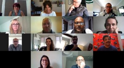 Cargo Connections Members Hold First Virtual Gathering