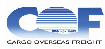 Cargo Overseas Freight are a Forward-Thinking Organisation