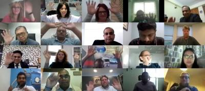 Cargo Connections Hold Meet our New Members Video Session