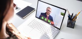 CC Holds First Virtual 1-2-1 Meeting Week
