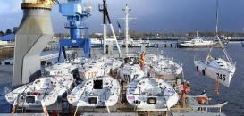 CS4 Organising Cargo Logistics for 90 Racing Yachts